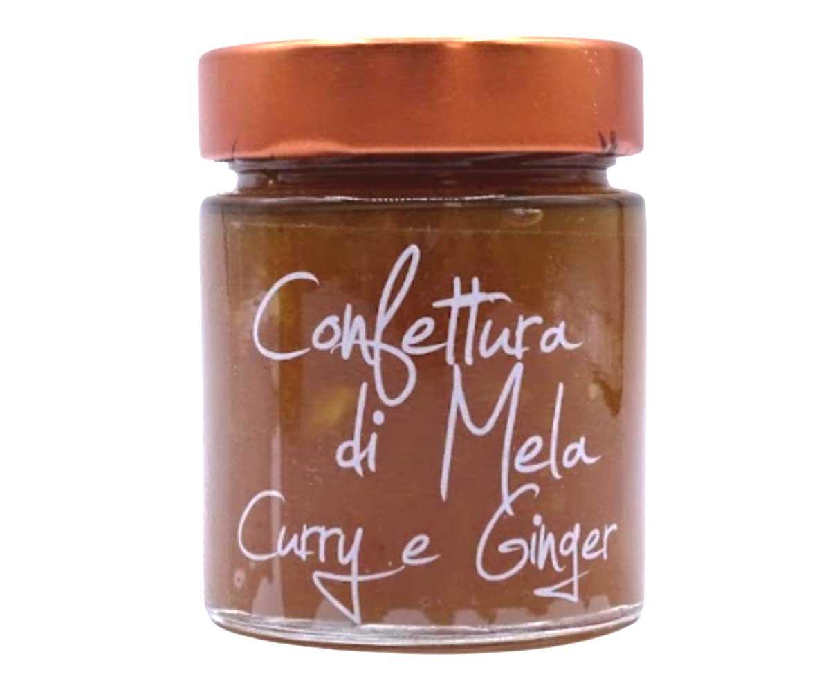 Confettura di mela, ginger e curry Armando in Porto Azzurro 170gr