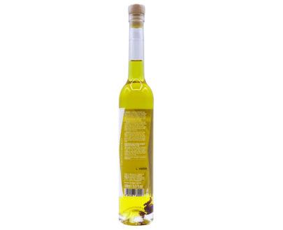 Condimento con olio evo al tartufo bianco e lamelle di tartufo 100ml