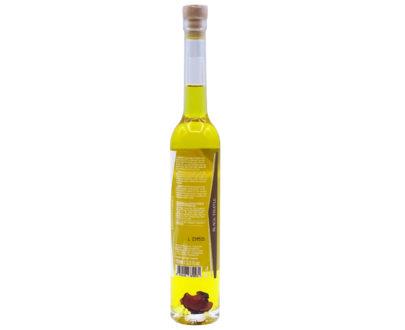 Condimento con olio evo al tartufo nero e lamelle di tartufo 100ml