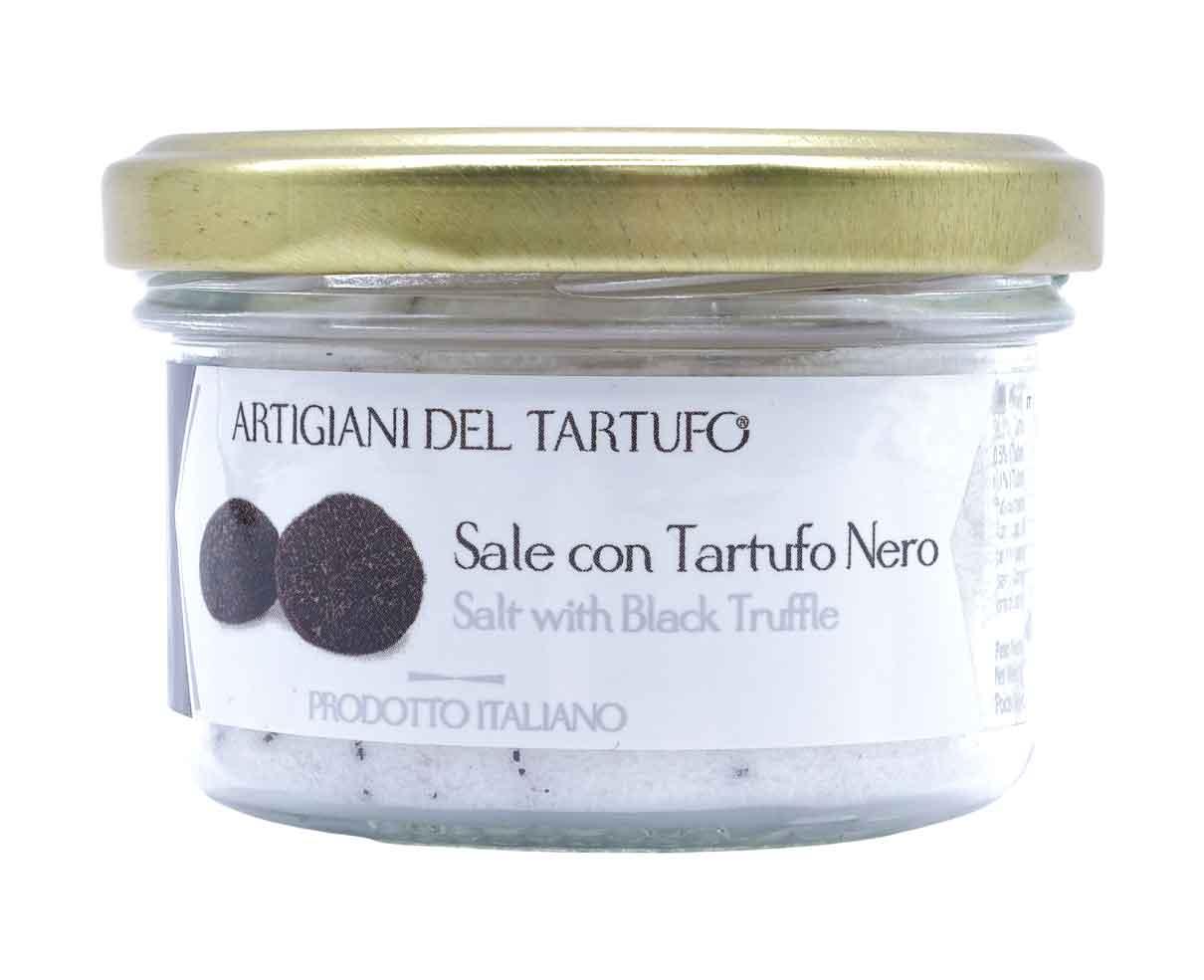 Sale con tartufo nero Artigiani del Tartufo 100gr