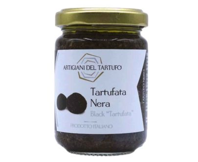Salsa tartufata nera Artigiani del Tartufo 130gr