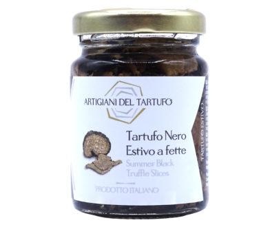 Tartufo nero estivo a fette Artigiani del Tartufo 85gr