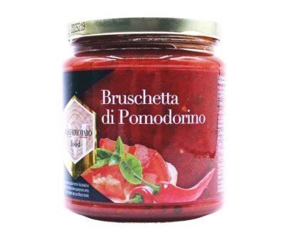 Bruschetta di pomodorino Mastrototaro 280gr