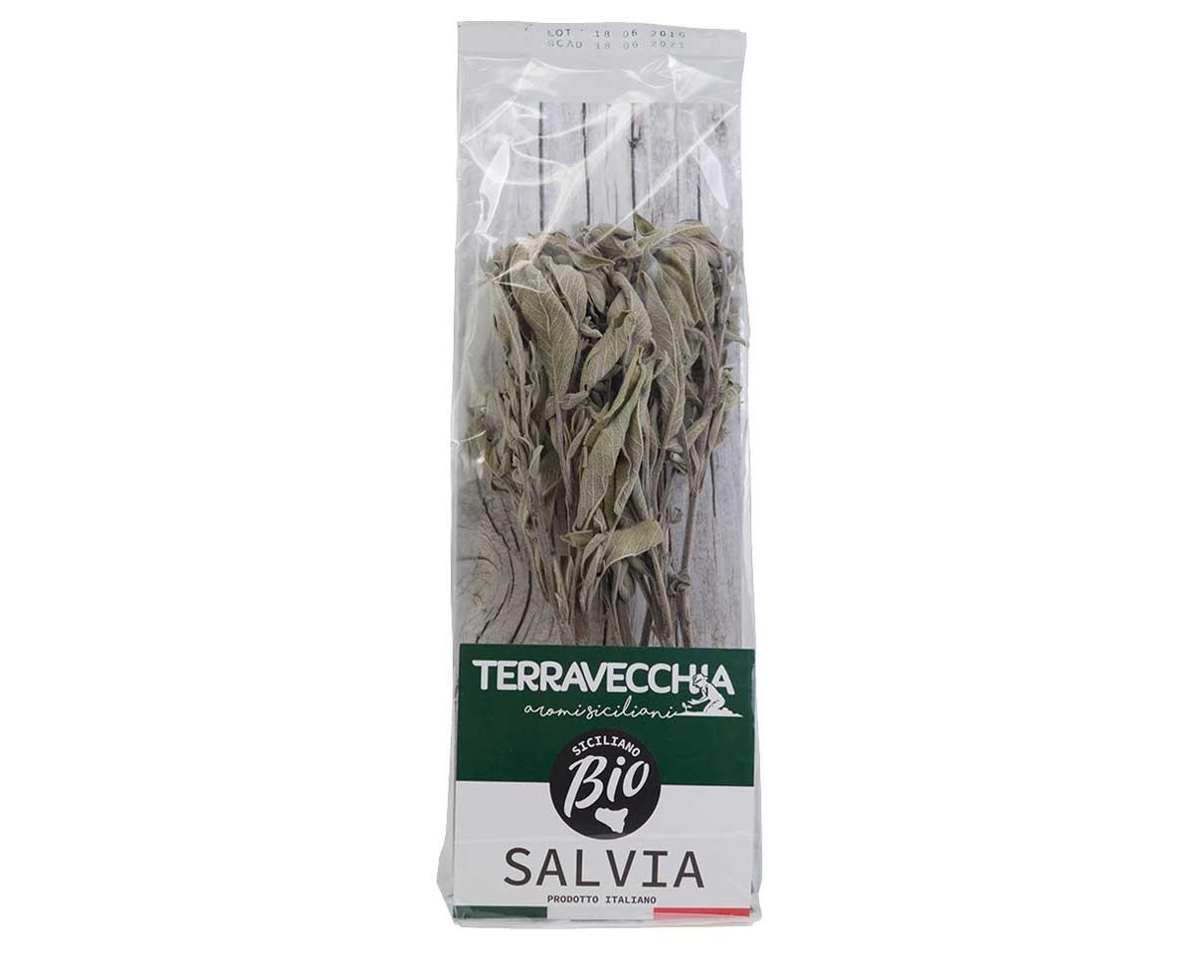 Salvia biologica Terravecchia 25 gr