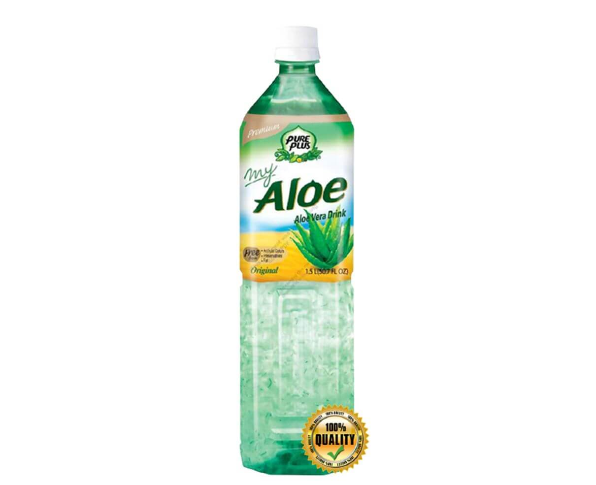 Bevanda all'aloe vera original 1,5 lt