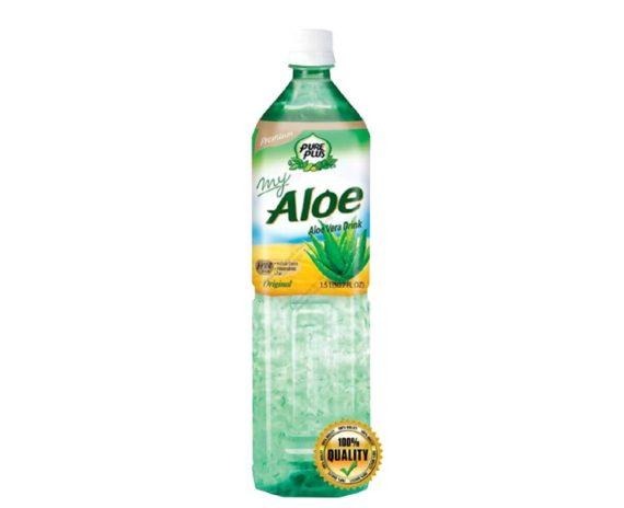 Bevanda all'aloe vera senza zucchero 1,5 lt