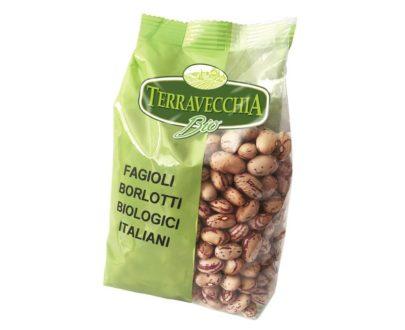 Fagioli borlotti bio Terravecchia 350gr