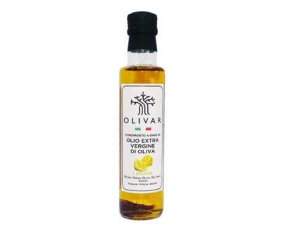 Condimento a base di olio evo con limone Olivar 250ml