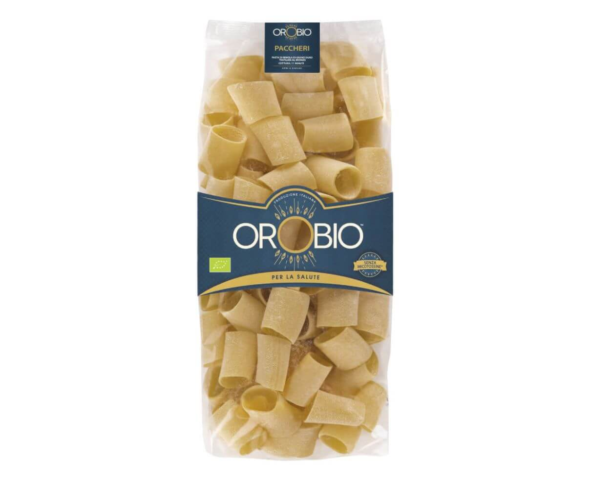 Paccheri Orobio 500gr