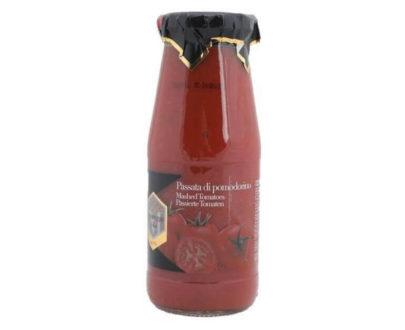 Passata di pomodorino con basilico fresco 430gr