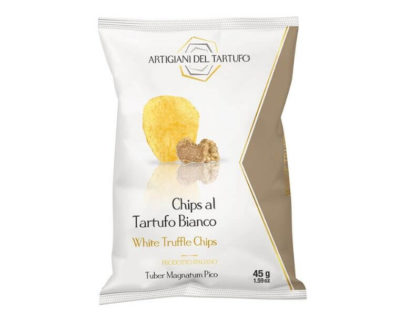 Chips al tartufo bianco 45gr