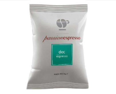 30 capsule caffè decaffeinato compatibili Nespresso