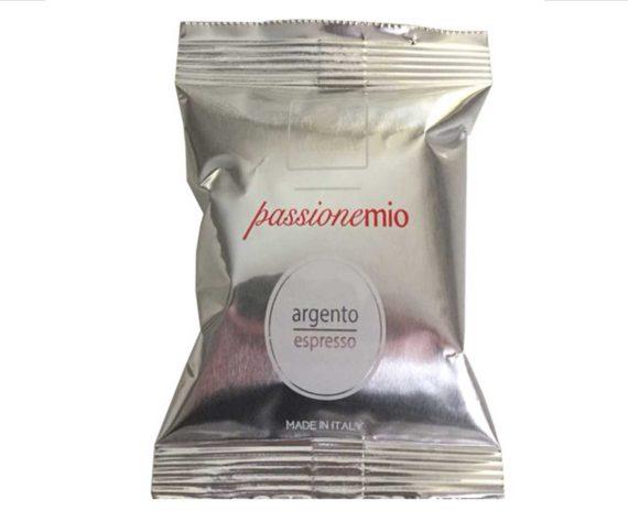 """30 capsule caffè miscela """"argento"""" compatibile Nespresso"""