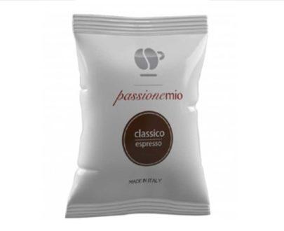 """30 capsule caffè miscela """"classico"""" compatibile Nespresso"""