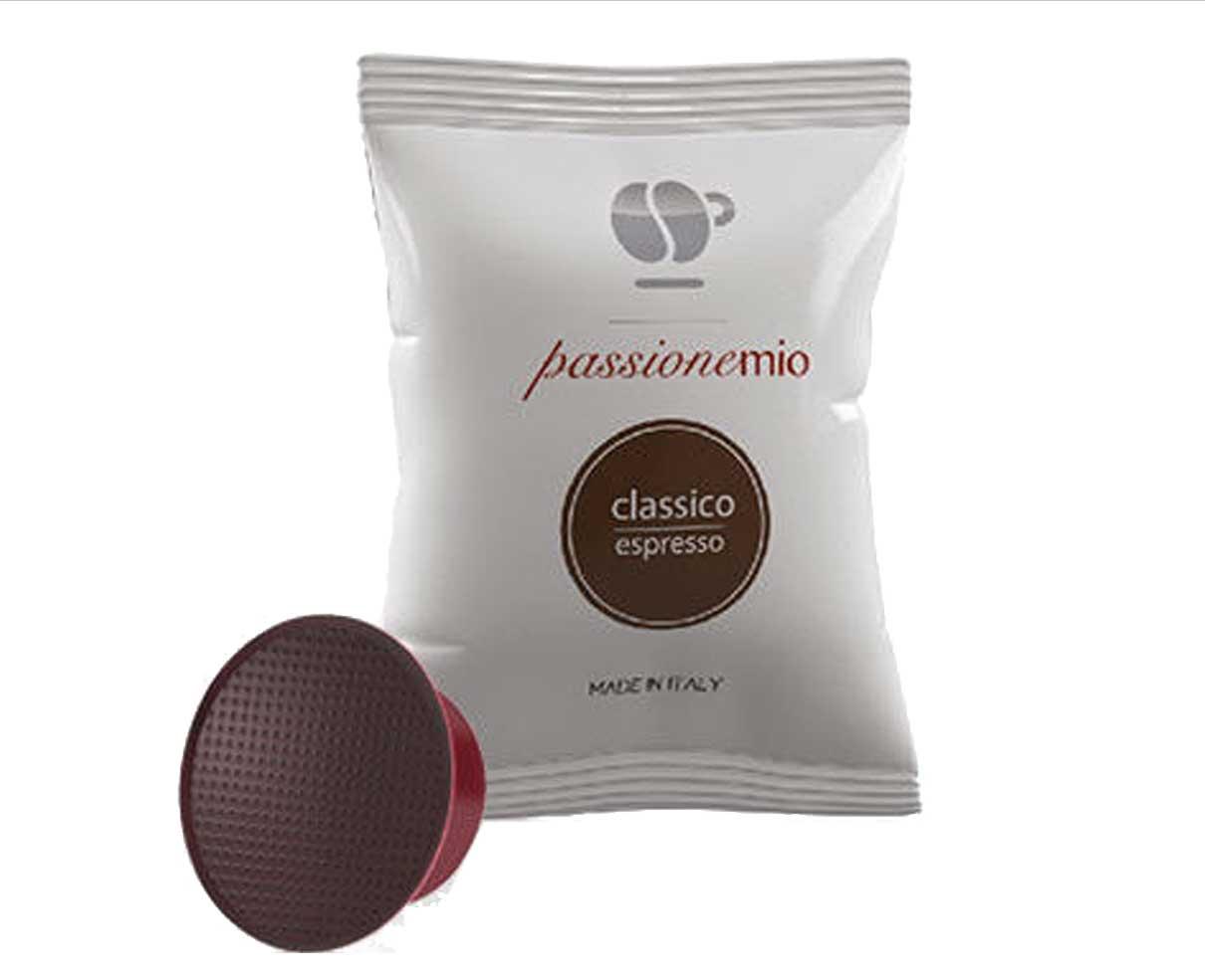 """30 capsule caffè miscela """"classico"""" compatibili Lavazza a modo mio"""
