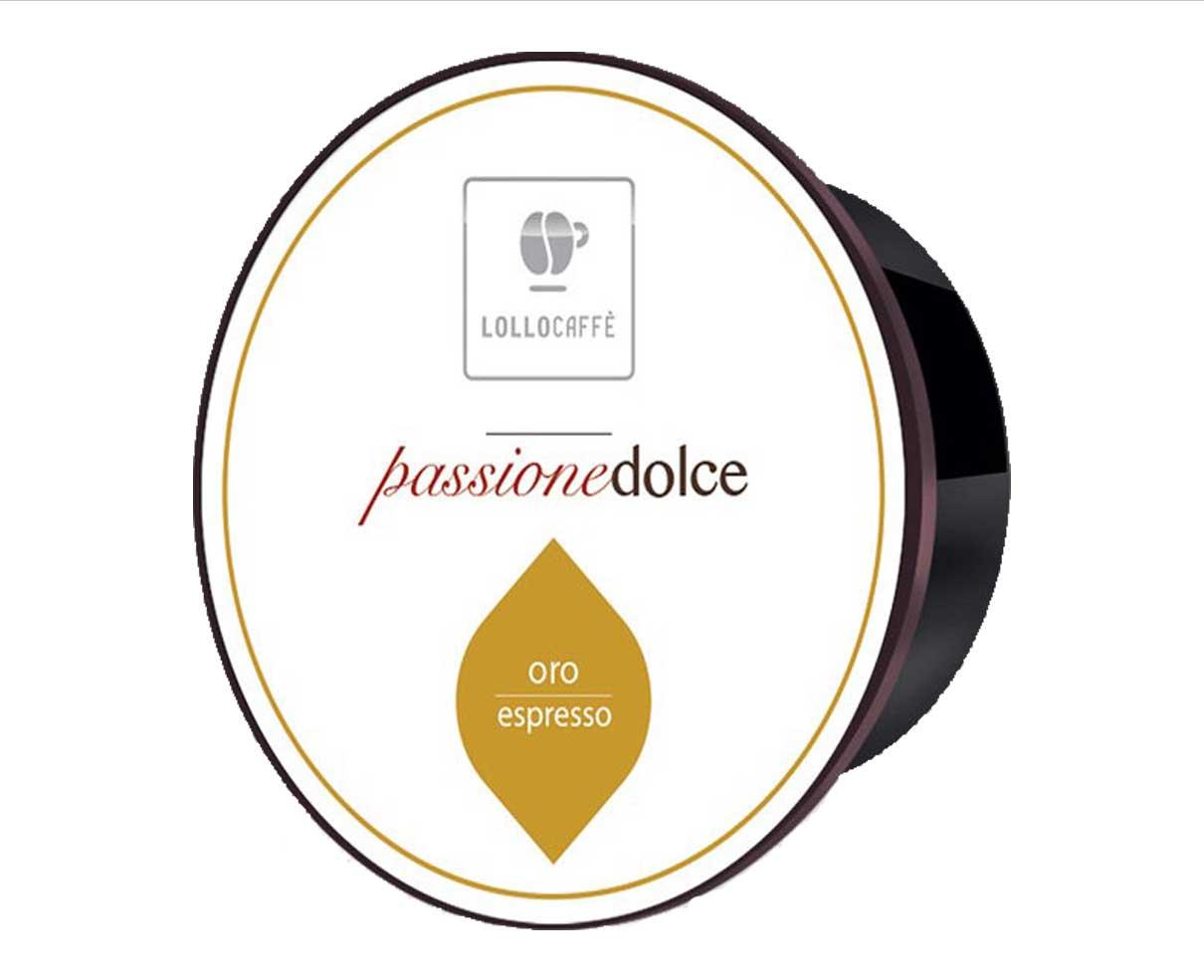 """30 capsule caffè miscela """"oro"""" compatibili Dolce Gusto"""