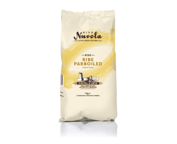Riso parboiled Nuvola 1kg