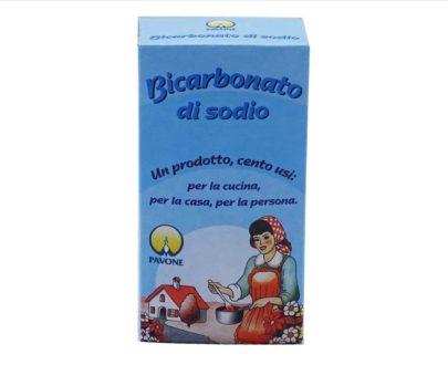 Bicarbonato di sodio Pavone 500gr