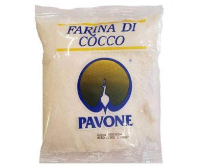 Farina di cocco pavone 250gr
