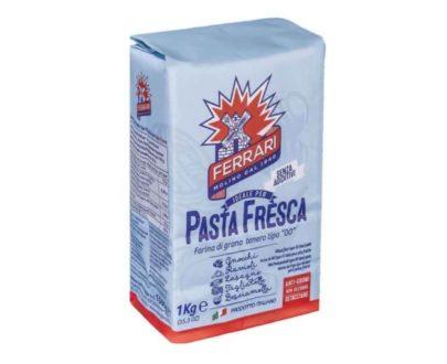 """Farina per pasta fresca tipo """"00"""" molino Ferrari 1 kg"""