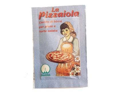 Lievito di birra La Pizzaiola Pavone 7gr