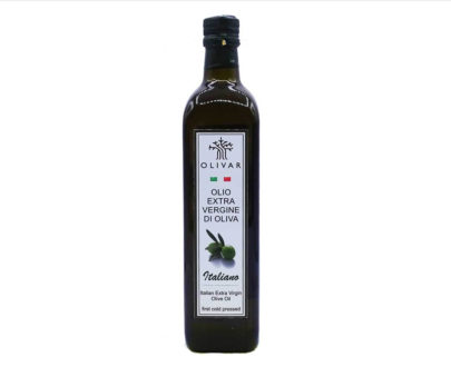 Olio extra vergine d'oliva 100% italiano Olivar 750ml