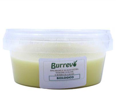 Condimento Burrevo bio spalmabile di olio evo Marchesi 100gr
