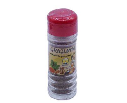 Mix di spezie per grigliata Pavone 52gr