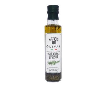 Condimento a base di olio evo al rosmarino Olivar 250ml