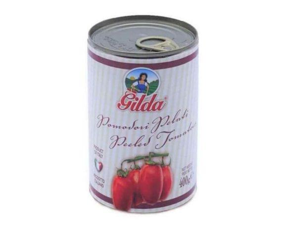 Pomodori pelati Gilda 400gr