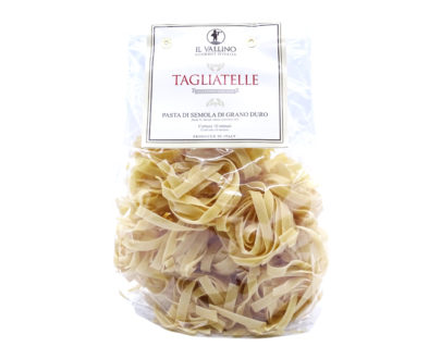 Tagliatelle pasta Il Vallino 500gr