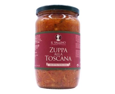 Zuppa Toscana Il Vallino 680gr