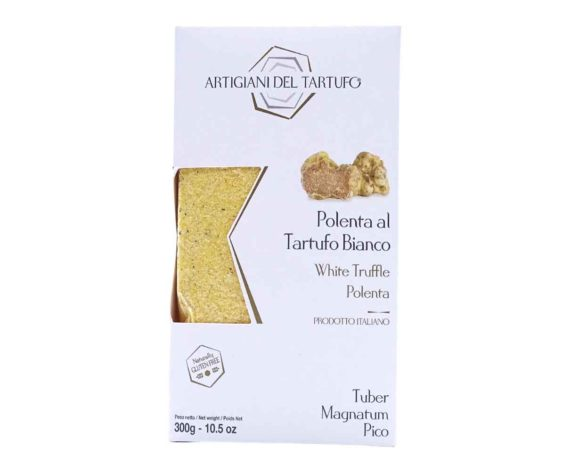 Polenta al tartufo bianco Artigiani del Tartufo 300gr