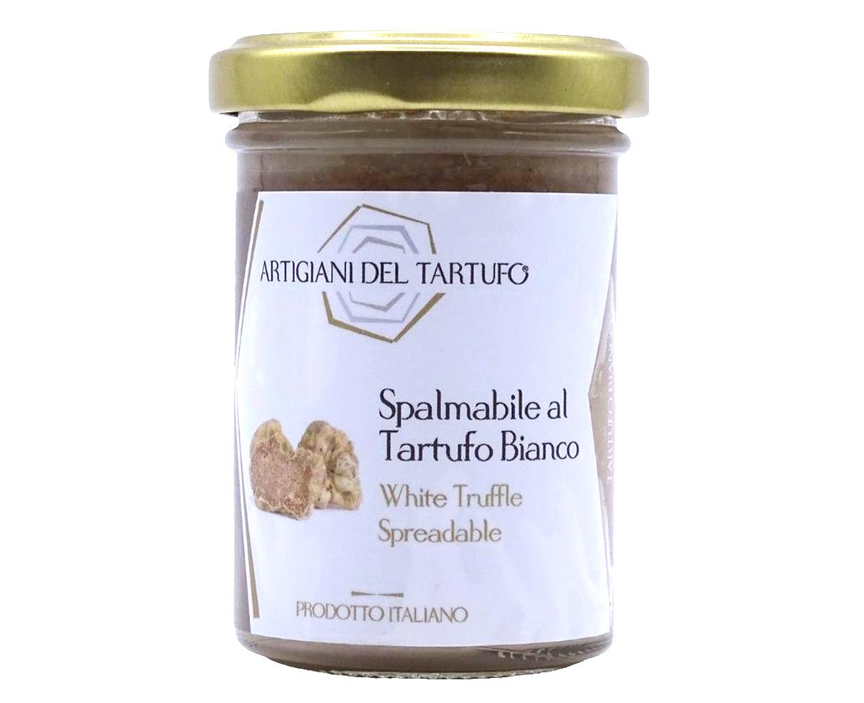 Spalmabile al tartufo bianco Artigiani del Tartufo 85gr
