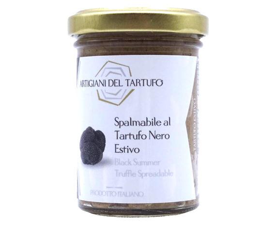 Spalmabile al tartufo nero Artigiani del Tartufo 85gr
