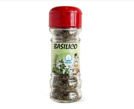 Basilico in foglie Pavone 10gr