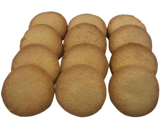 Biscotti al cocco Tiberpan 200gr
