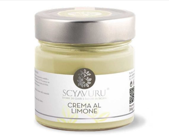 Crema al Limone Scyavuru 200gr