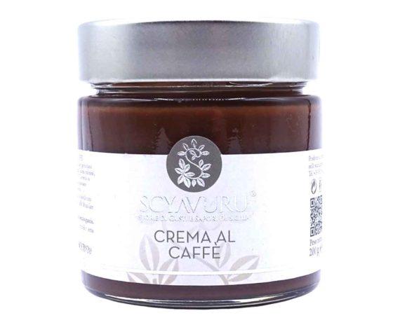 Crema al caffè Scyavuru 200gr