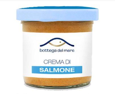 Crema di Salmone Bottega del mare 100gr