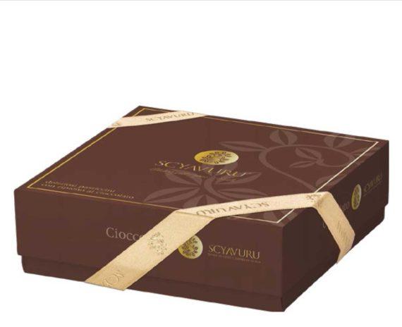 Pasticcino ripieno al Cioccolato di Modica Scyavuru 200gr