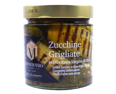 Zucchine Grigliate Mastrototaro 370gr