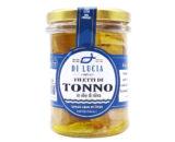 Filetti di tonno in olio di oliva Ittica di Lucia 200gr