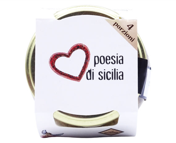 Pesto poesia di sicilia Daidone Exquisiteness 180gr