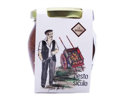 Pesto siculo Daidone Exquisiteness 180gr
