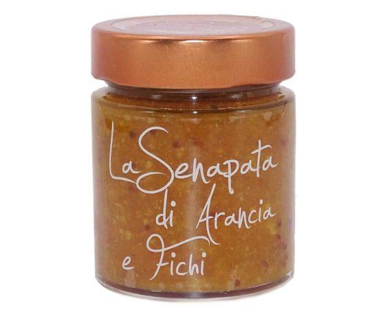 Senapata di arancia e fichi Armando in Porto azzurro 170gr