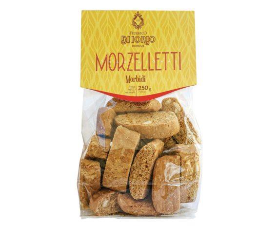 Biscotti morzelletti morbidi Di Iorio 250gr
