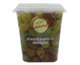 Olive denocciolate mediterranee Lucarelli 420gr