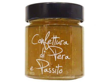 Confettura di pera e passito Armando in Porto Azzurro 280gr