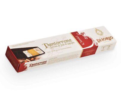 Pantorrone classico farcito ricoperto di cioccolato Di Iorio 160gr